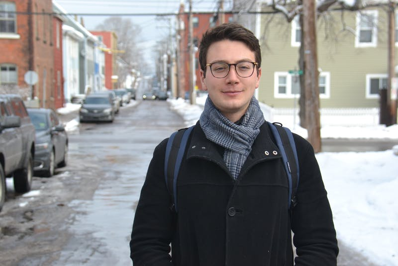 Connor Kelly, a tenant network co-ordinator with P.E.I. Fight for Affordable Housing, says rents have been increasing beyond what tenants can afford in P.E.I. - Stu Neatby