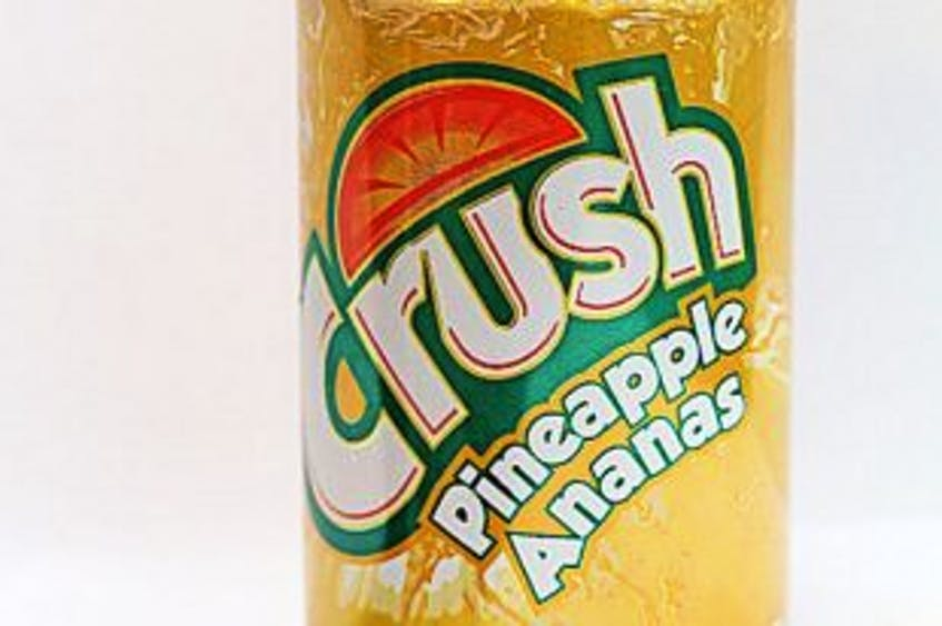 Pinapple Crush is still a strong seller for Browning Harvey Ltd.