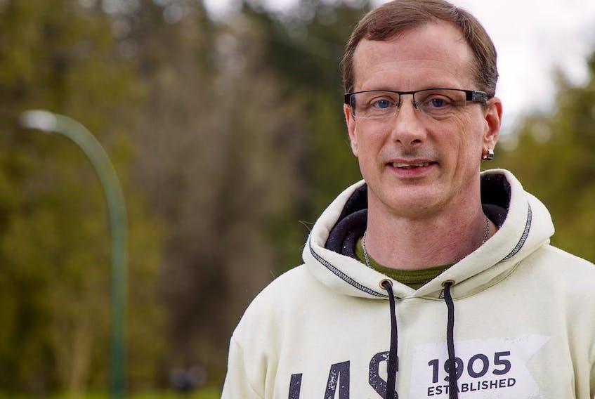 Ken Christensen is the president of the Coquitlam Teachers' Association.