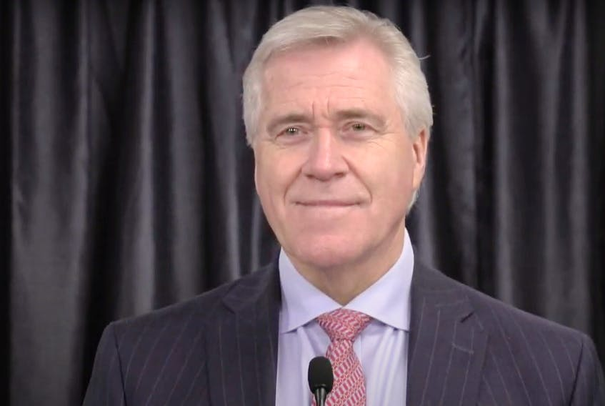 Premier Dwight Ball says he had concerns about expanded police powers, but his concerns have been alleviated.