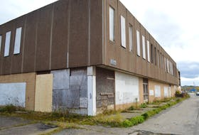 The derelict Sydney Train Station building on Dodd Street was found secured again on Wednesday, after the body of an individual was found inside Tuesday and evidence the person had been squatting, along with others. The building is scheduled for demolition next week and the property is in the process of being sold. Sharon Montgomery-Dupe/Cape Breton Post