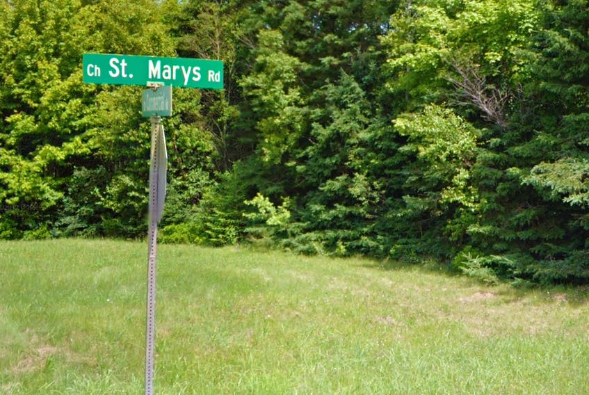 On May 22  RCMP officers from Queens and Kings districts, along with the police dog service and a drone officer responded to a report of shots fired in the St. Marys Road area. Google maps image