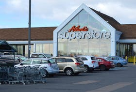 The Atlantic Superstore in Glace Bay. Dave MacKeigan, vice-president of bayitforward, said Loblaws — in particular the Atlantic Superstore in Glace Bay — have been a major community partner on many projects. Sharon Montgomery-Dupe/Cape Breton Post