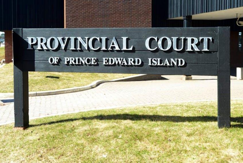 P.E.I. Provincial Court in Charlottetown. -File