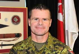 Lt.-Gen. Mike Rouleau was named as Vice Chief of the Defense Staff. David Pugliese photo.