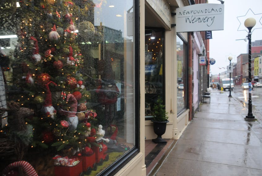 A variety of organizations and groups in Atlantic Canada are encouraging shoppers to buy local this holiday season. — Andrew Robinson/The Telegram