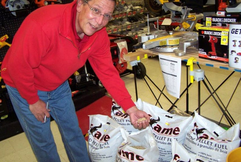 Stu Horton of Brady's Home Building Centre in Liverpool says to prepare for an upcoming wood pellet shortage as bad as last year's.
