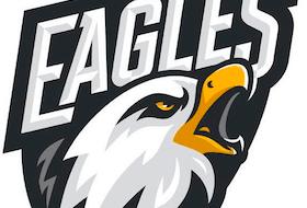 Cape Breton Eagles logo.