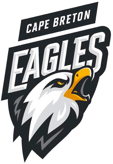 Cape Breton Eagles logo. - Contributed