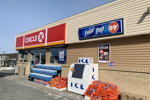 Alimentation Couche-Tard Inc. has 165 stores in Atlantic Canada. Its Circle K-branded stores can be found attached to most Irving Oil gas stations. — Andrew Robinson/The Telegram