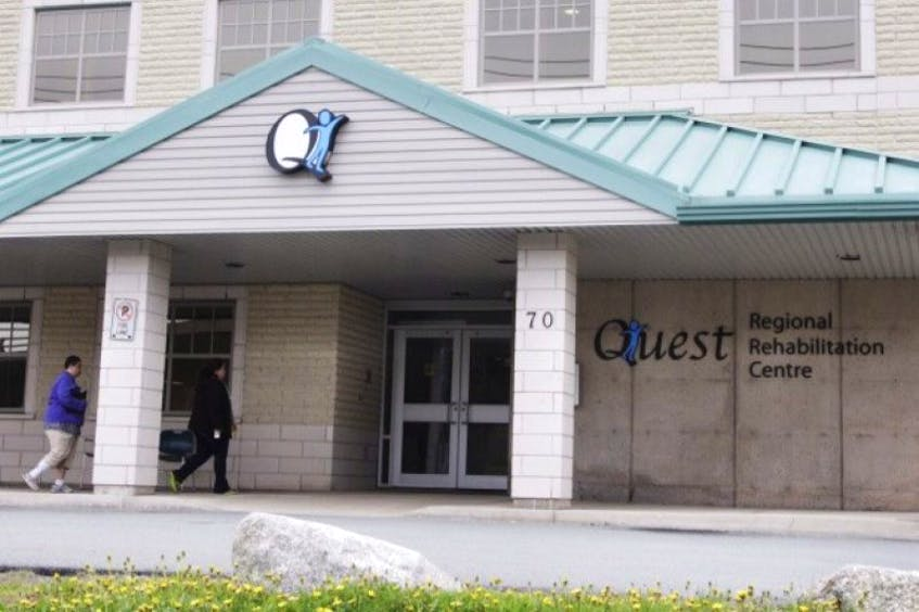Quest Regional Rehabilitation Centre in Lower Sackville is one of Nova Scotia's eight largest institutions for people with disabilities licensed by the Department of Community Services.