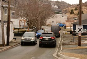 Quidi Vidi Village faces a slew of traffic concerns from lack of parking to traffic congestion, and Mayor Danny Breen believes that at some point in the future the solution will be resident-only traffic. -TELEGRAM FILE PHOTO