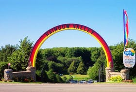 Throughout its 36 years of operation, Rainbow Valley was a popular spot for tourists and Islanders to spend their summer days. This year marks the 10th anniversary of the amusement park closing it's doors.