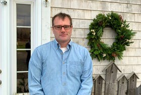 Kings County farmer Thom Oulton, the chairperson of Chicken Farmers of Nova Scotia, is concerned about the industry's longevity if any more trade agreement concessions are made. CONTRIBUTED