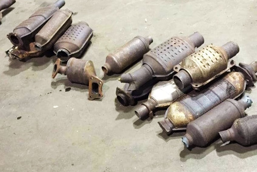 Cape Breton Regional Police are also investigating a spike in the theft of catalytic converters in the Cape Breton Regional Municipality and are advising the public to be vigilant where they park. CONTRIBUTED