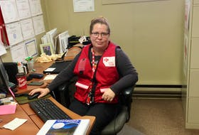Aly Benoit is the Canadian Red Cross's emergency management co-ordinator for western Newfoundland and Labrador. Based in Corner Brook, Benoit is looking for people to become volunteers with the organization.