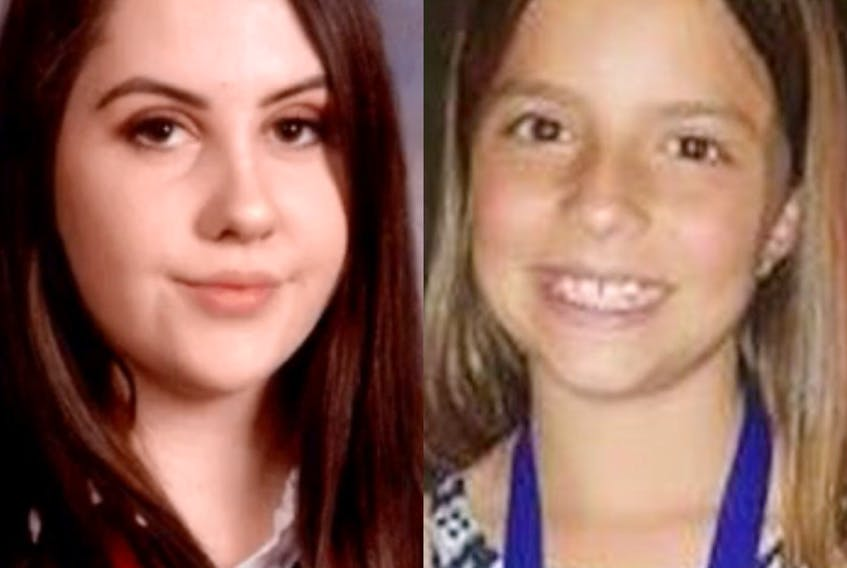 Reese Fallon, 18, (left) and Julianna Kozis, 10, were killed in the Danforth mass shooting July 22, 2018.