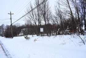 The development site on Kaulback Street in Truro noted by Town of Truro manager of Economic Development Alison Grant, as she talked about the low vacancy rate for rental units in the town.