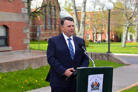 P.E.I. Premier Dennis King is looking for a majority in the Nov. 2 District 10 byelection, but whoever wins will probably not affect world history like the election the following day.