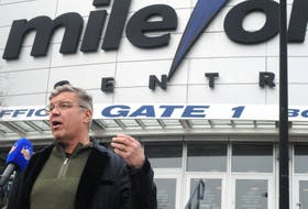 Dean MacDonald, owner of Deacon Investments Limited, wants to purchase Mile One Centre and give it a major overhaul and expansion. But so far the city council seems a bit cool to the idea. -Joe Gibbons/The Telegram