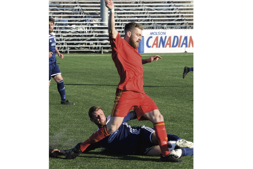 Newfoundland and Labrador's Challenge Cup/Jubilee Trophy soccer players could find out when they can start to play as early as Sunday, as the Newfoundland and Labrador Soccer Association weighs its options under current COVID-19 restrictions. — Telegram file photo