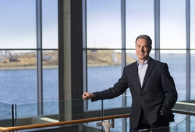 Emera Inc. CEO Scott Balfour.