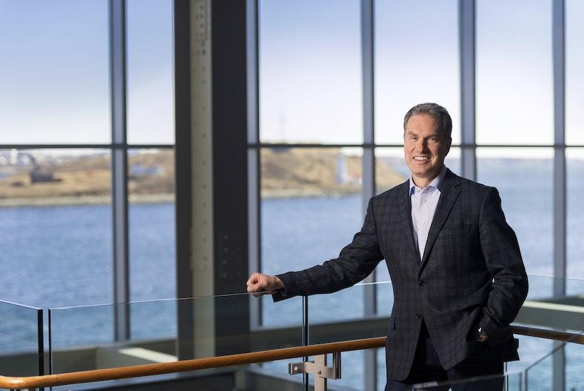 Emera Inc. CEO Scott Balfour.
