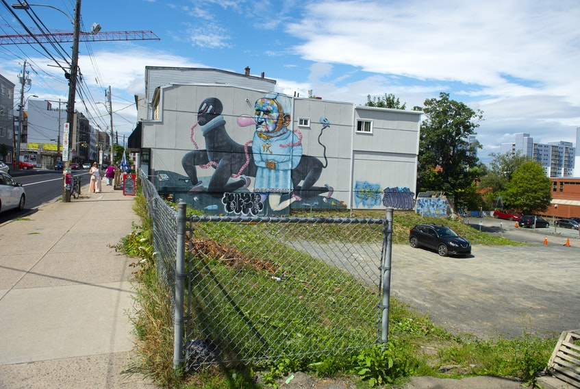 Developers are looking to build apartments on the site of the former Metropolitan store at 2183 Gottingen St. in Halifax.  Ryan Taplin - The Chronicle Herald