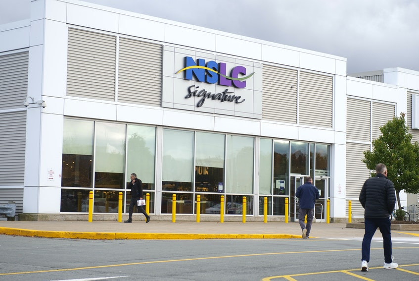 The NSLC is the sole legal retailer of recreational cannabis in Nova Scotia. - Ryan Taplin - The Chronicle Herald
