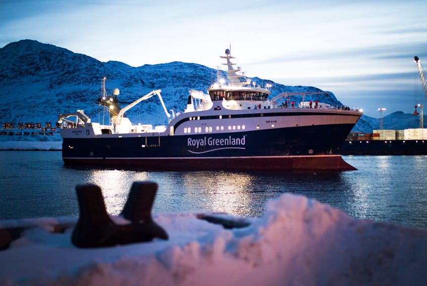 Danish-owned company Royal Greenland got involved in fish processing in Newfoundland and Labrador in 2016 with the acquisition of Quin-Sea Fisheries.