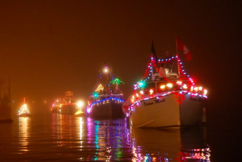 Rudders Parade of Lights will be held Friday, July 24 at dusk.<br />CARLA ALLEN PHOTO