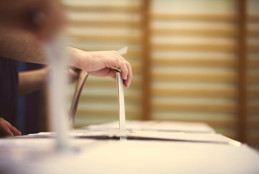 Want your name on the ballot come October? Here's what you need to do. - SaltWire Network File
