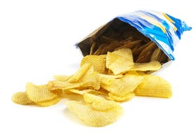 Don't want to go out? Make sure you have snacks in store. – 123rf Stock Photo