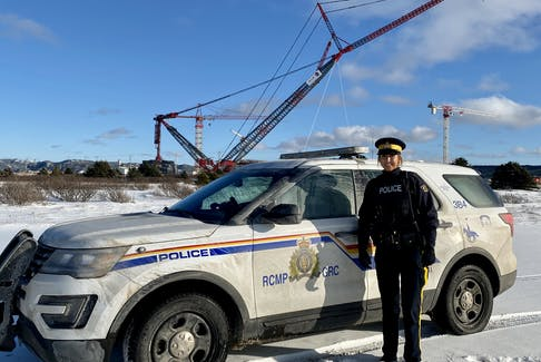 Constable Sarah Bass was recently named 2020 Officer of the Year by Atlantic Women in Law Enforcement. - Photo Contributed.