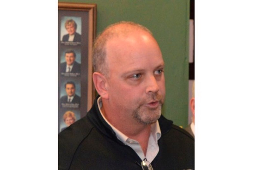"""<span class=""""Normal"""">Scott Costain, director of the Canadian Home Builders' Association on P.E.I, was one of the people to address the Standing Committee on Education and Economic Development on Thursday in Charlottetown.</span>"""