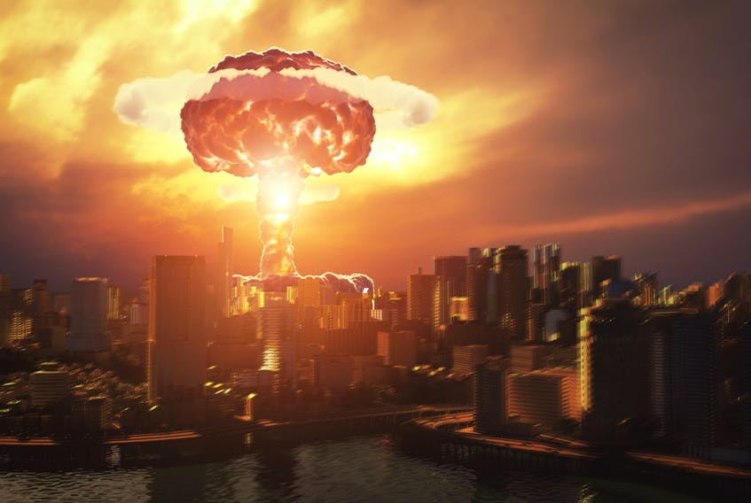Even a 'limited' nuclear exchange, involving 'only' a hundred or so of the nearly 14,000 warheads on Earth, would trigger mass extinctions and global famine.