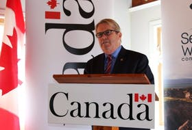 Cape Breton-Canso MP Roger Cuzner made the announcement a $2,000,000 loan from the federal government to Seaside Wireless Communications at Ski Ben Eoin on Monday.