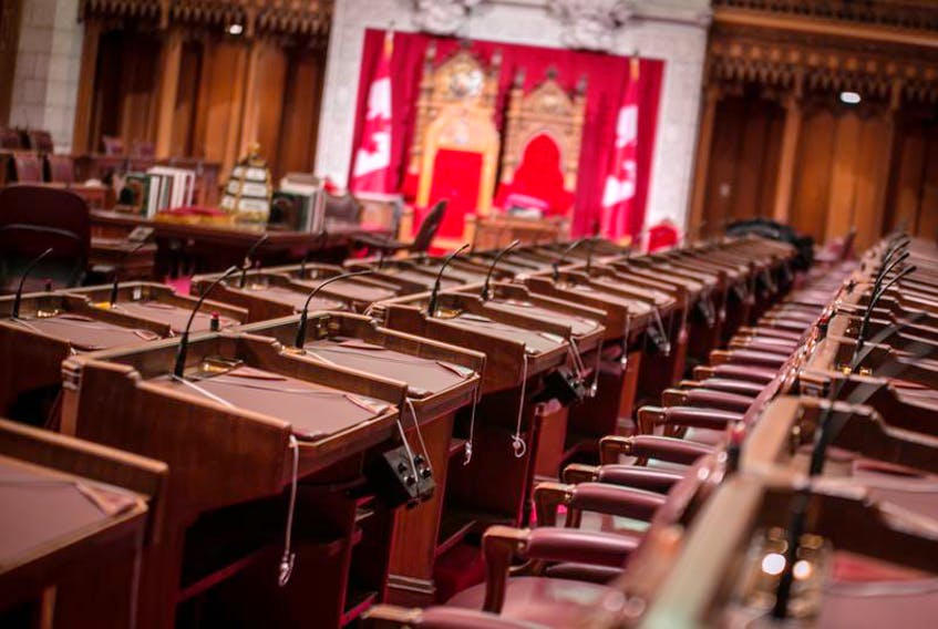 All legislation drafted by Parliament has to come here, to the Senate, for final approval and Royal Assent.
