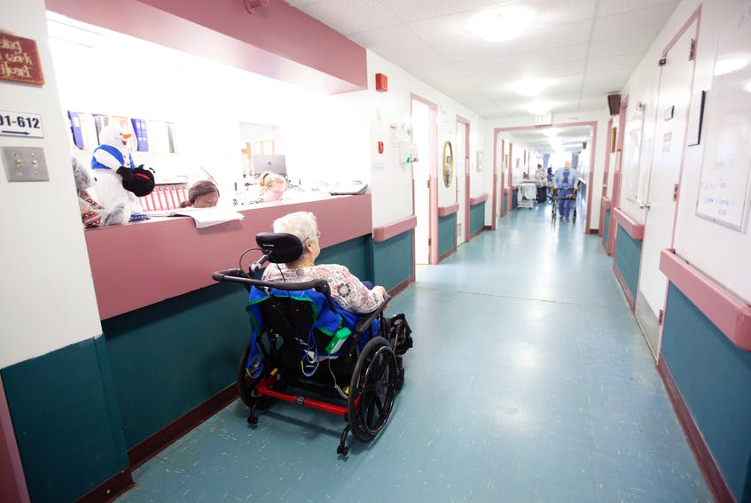 Nursing homes in Nova Scotia are preparing for possible cases of COVID-19.  ERIC WYNNE/Chronicle Herald