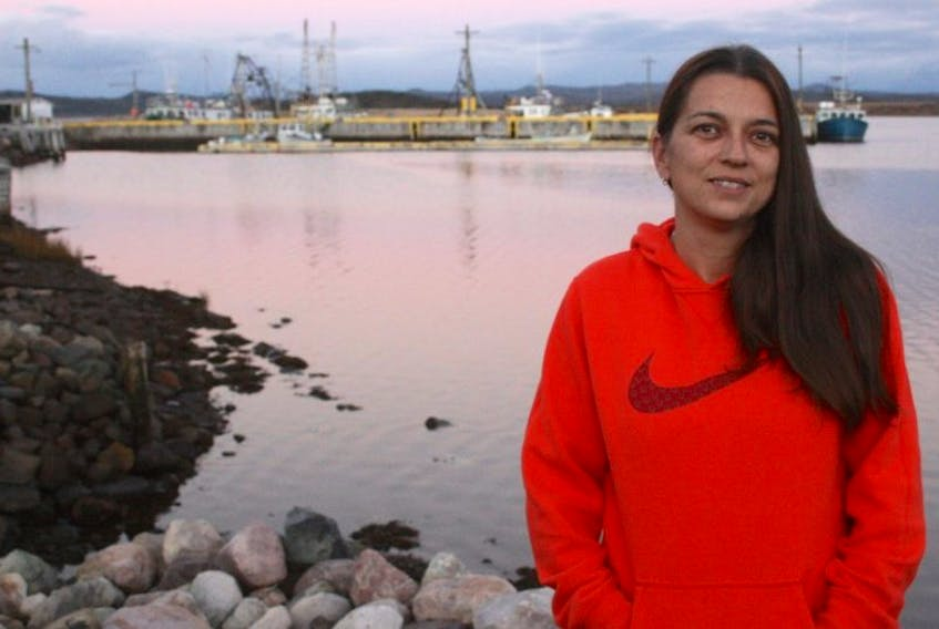 Tonia Grandy of Garnish is among fish harvesters in the province fed up with the Fish, Food and Allied Workers union.