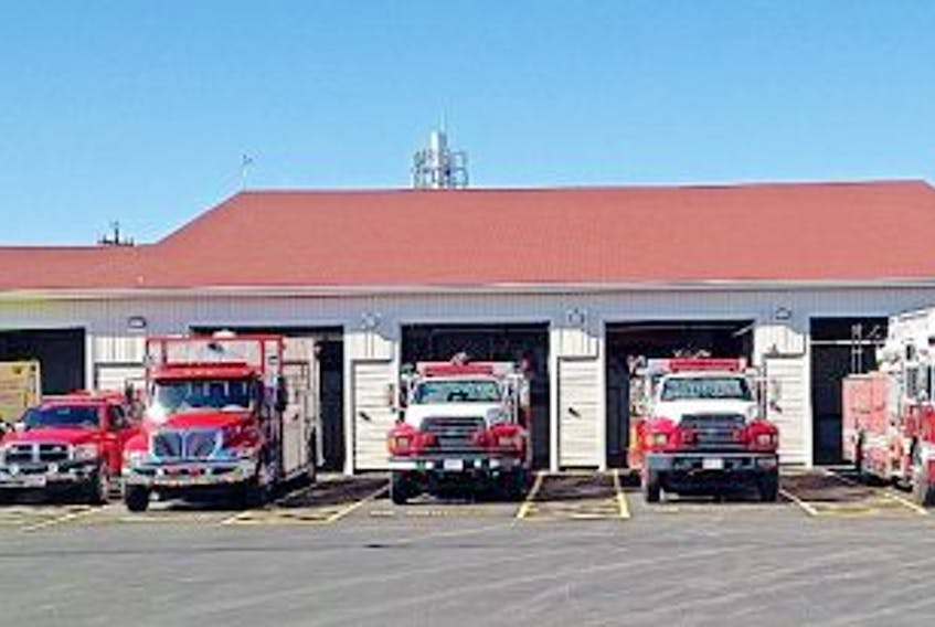 ['Photo Submitted<br />The Marystown Volunteer Fire Department is hoping to develop a junior firefighters program.']