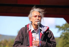 Shubenacadie residential school survivor Clark Paul of Membertou hopes Canadians never forget the dark legacy of the schools.CONTRIBUTED