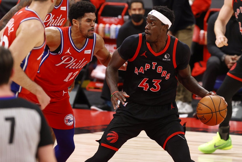The Toronto Raptors will be without Pascal Siakam through the all-star break, according to ESPN.