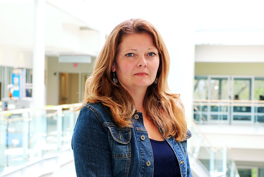 Dr. Maryanne Fisher, researcher and professor of Psychology at Saint Mary's University.  HANDOUT PHOTO/SMU