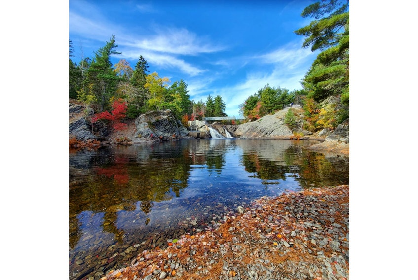 Gail and Dean Westbrook took this photo in Indian Falls, Lunenburg County, N.S.