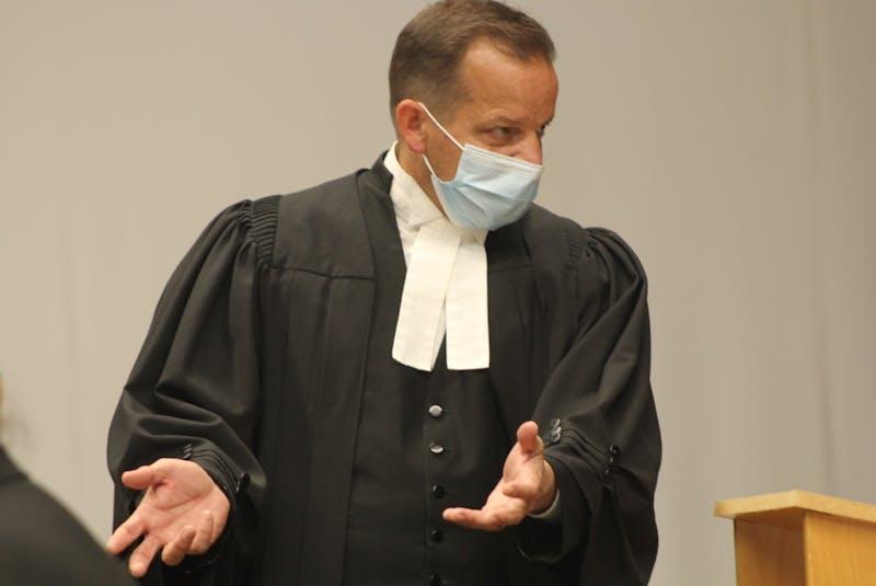 Crown prosecutor Lloyd Strickland. - SaltWire Network file photo