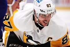 Sidney Crosby of the Pittsburgh Penguins.