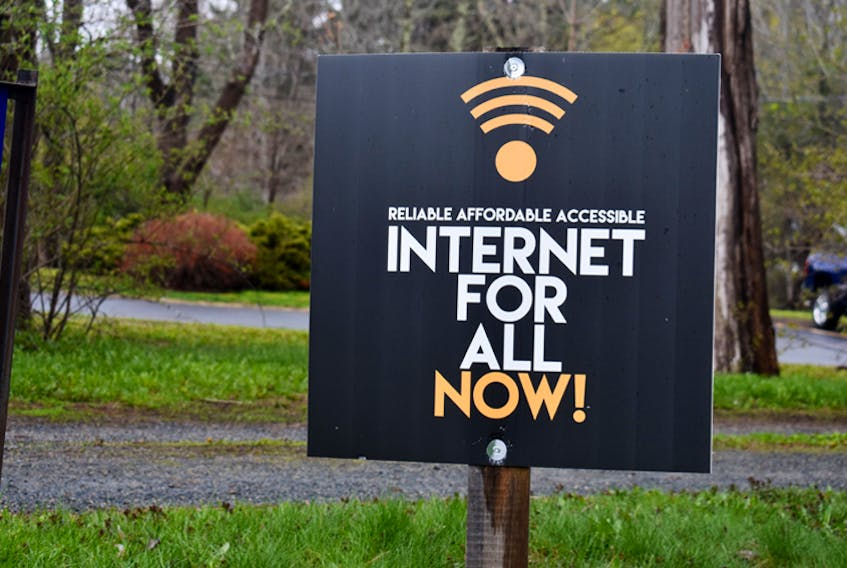 Kristopher Snarby, a realtor with EXIT Realty, said he's recently lost a half-dozen deals because properties didn't have high-speed internet, an issue plaguing residents across the South Shore.