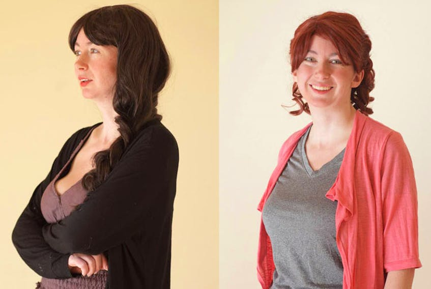Colleen Naomi Hagen will be playing Trudi and Doris in her original one-woman dramatic comedy, Who I Want to Be, with performances in Lockeport, Halifax, Middle LaHave and Kentville between May 24 and June 29.