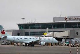 "[""St. John's International Airport""]"
